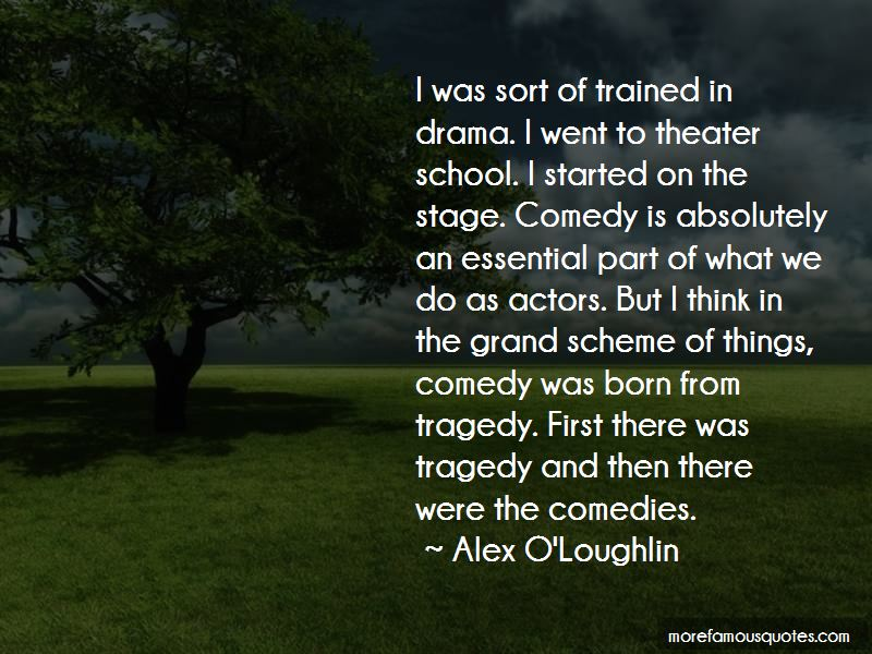 Alex O'Loughlin Quotes Pictures 2