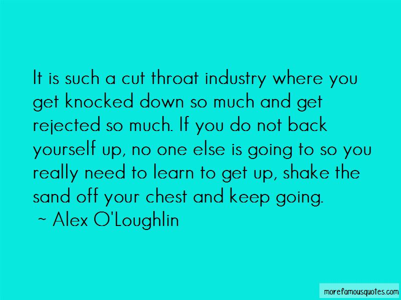 Alex O'Loughlin Quotes Pictures 3