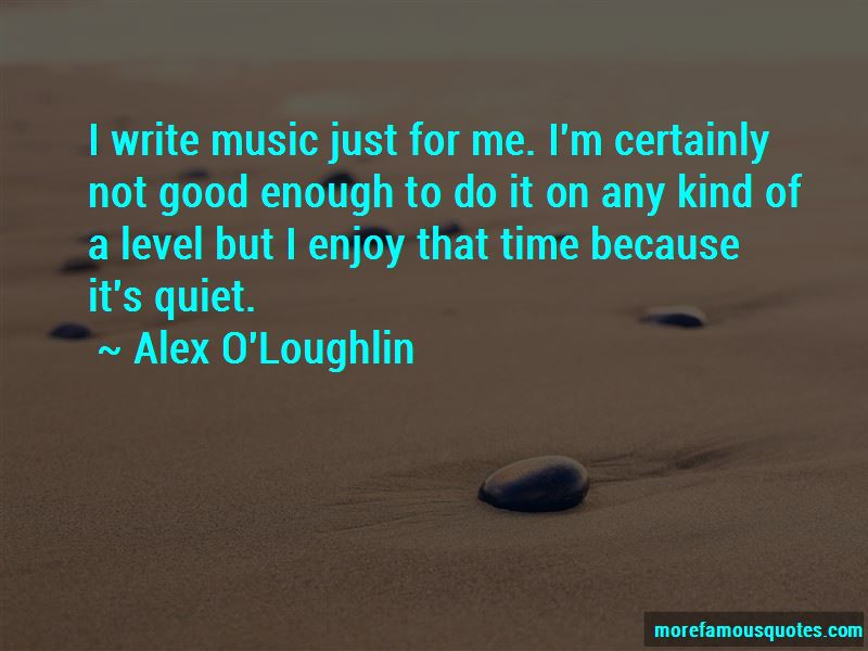 Alex O'Loughlin Quotes Pictures 4