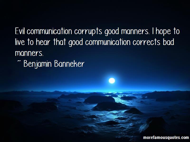 Benjamin Banneker Quotes Pictures 2
