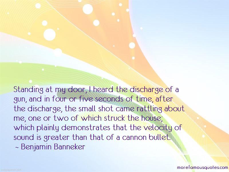 Benjamin Banneker Quotes Pictures 3