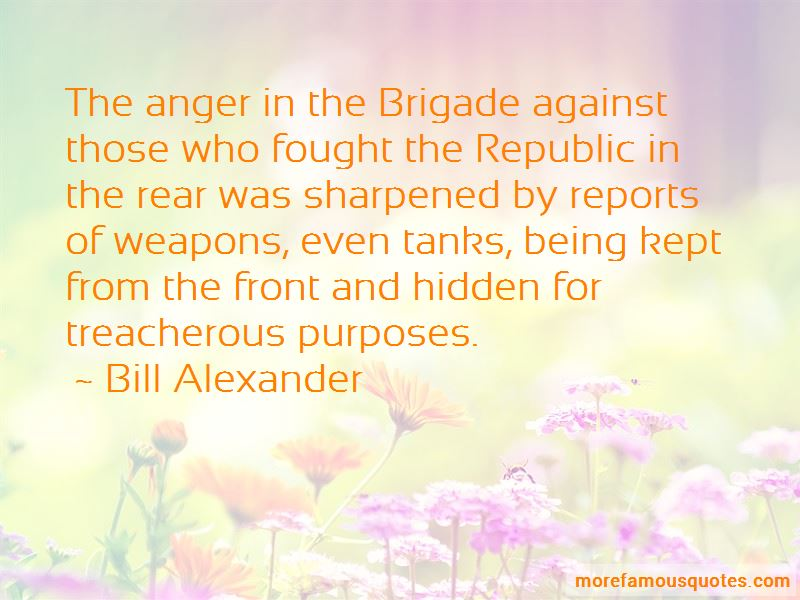 Bill Alexander Quotes Pictures 4