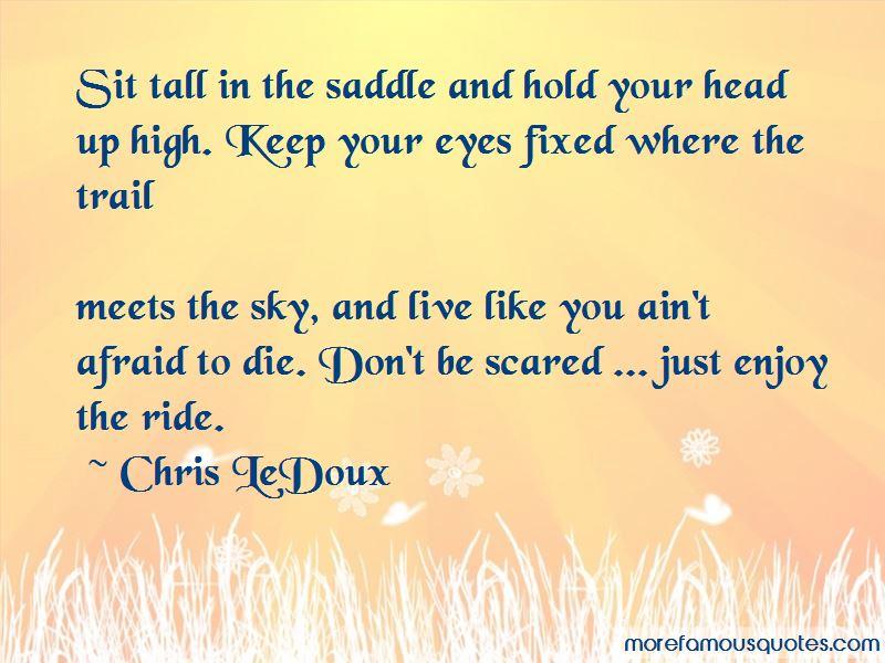 Chris LeDoux Quotes Pictures 2