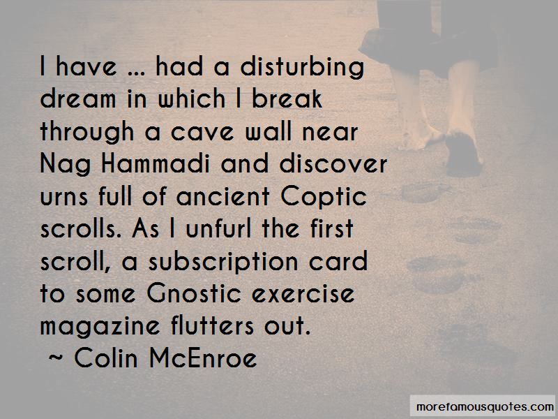 Colin McEnroe Quotes Pictures 2