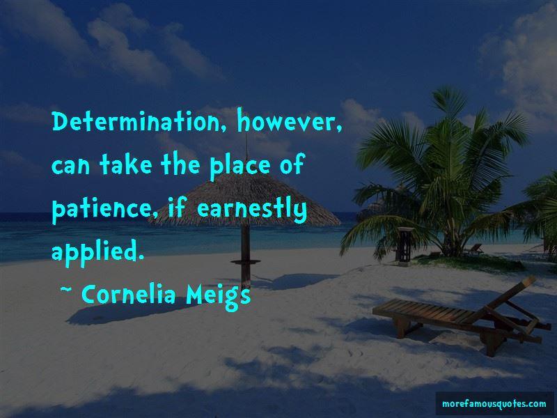 Cornelia Meigs Quotes