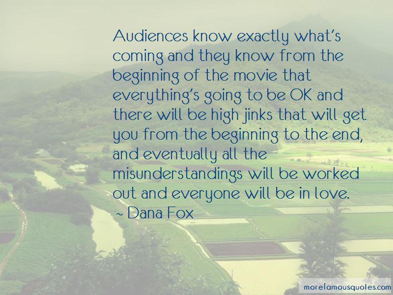 Dana Fox Quotes Pictures 2