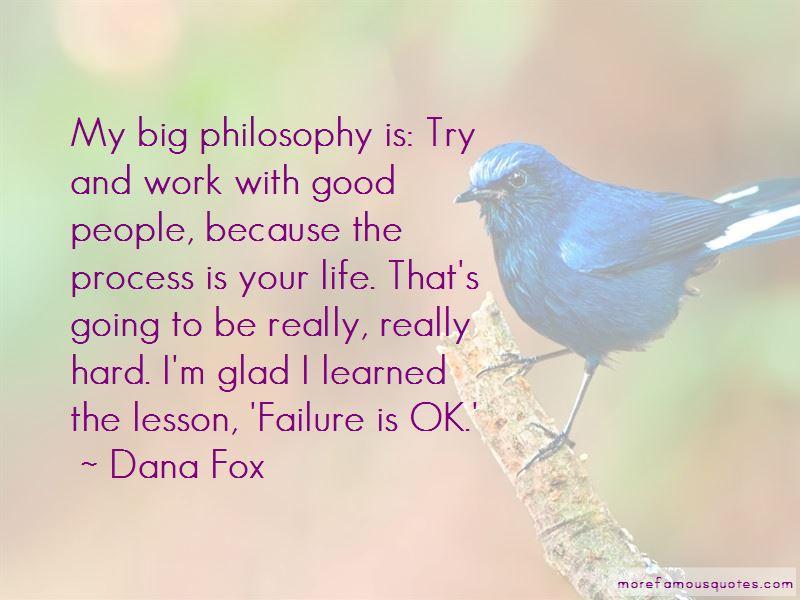Dana Fox Quotes