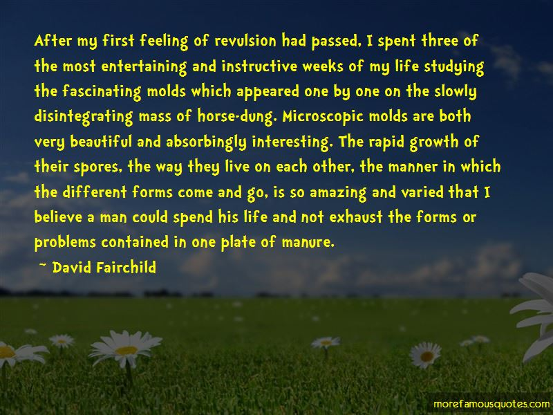 David Fairchild Quotes Pictures 2