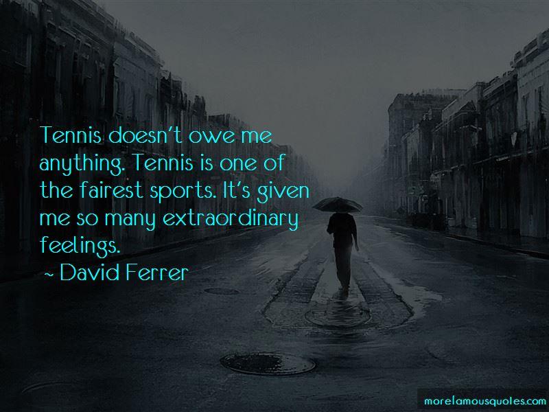 David Ferrer Quotes Pictures 3