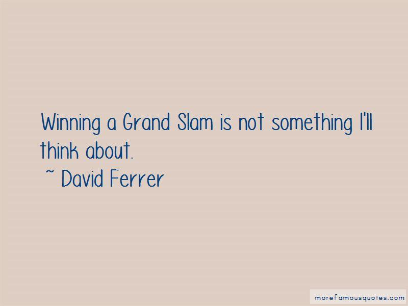 David Ferrer Quotes Pictures 4