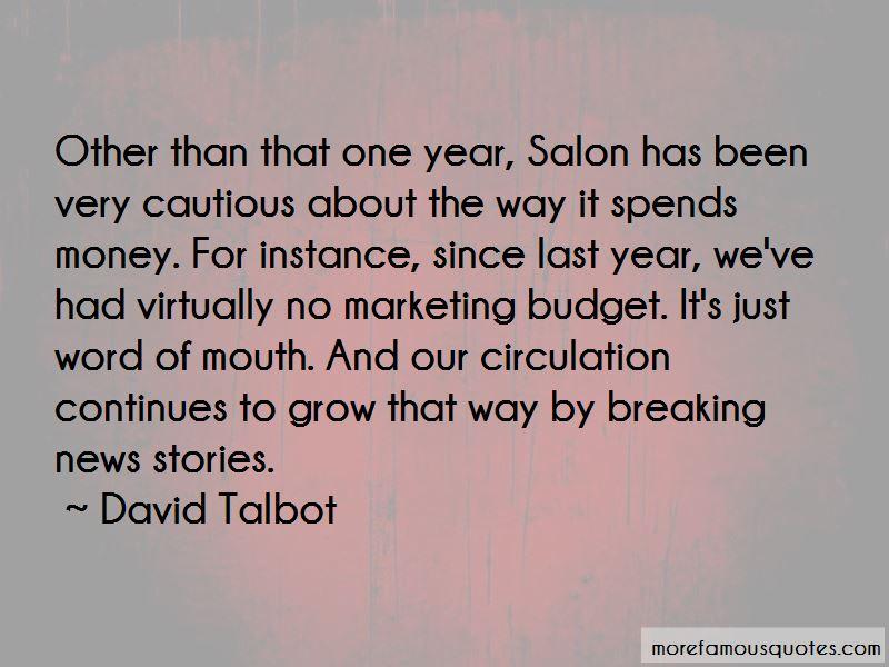 David Talbot Quotes Pictures 2
