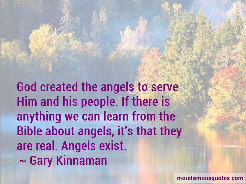 Gary Kinnaman Quotes Pictures 3