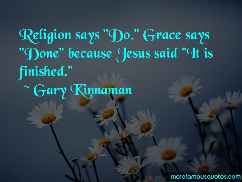 Gary Kinnaman Quotes Pictures 4