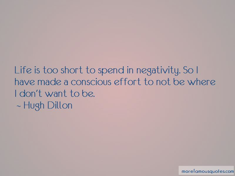 Hugh Dillon Quotes Pictures 4