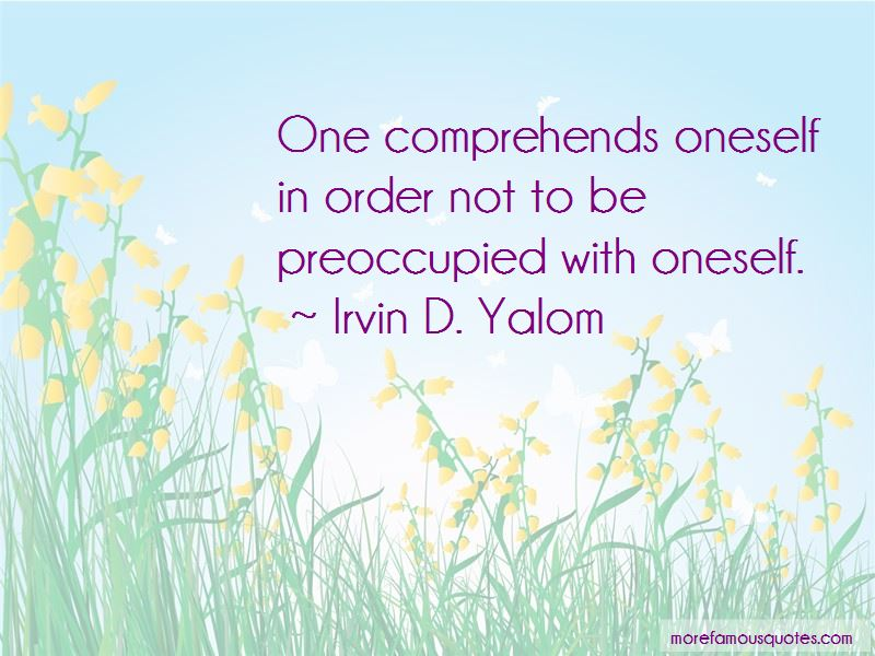 Irvin D. Yalom Quotes Pictures 3