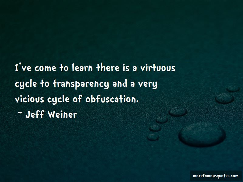 Jeff Weiner Quotes