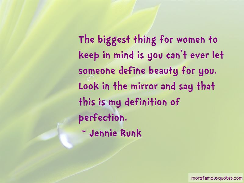 Jennie Runk Quotes Pictures 3