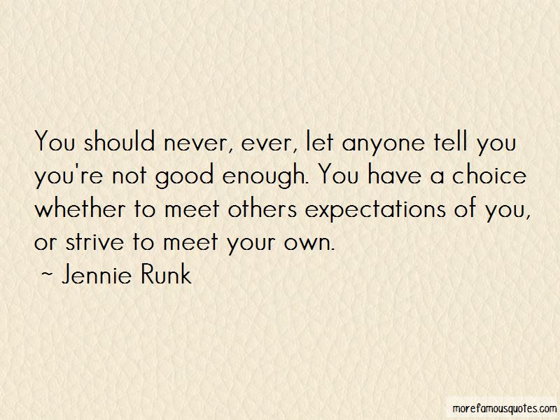 Jennie Runk Quotes Pictures 4
