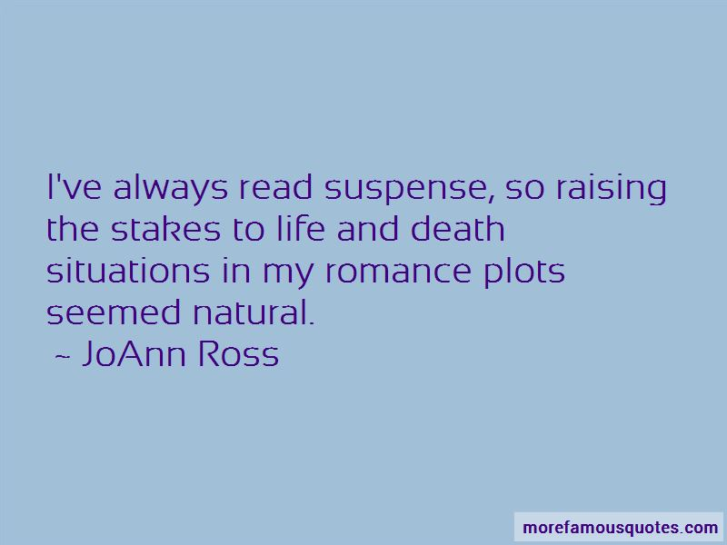 JoAnn Ross Quotes Pictures 2