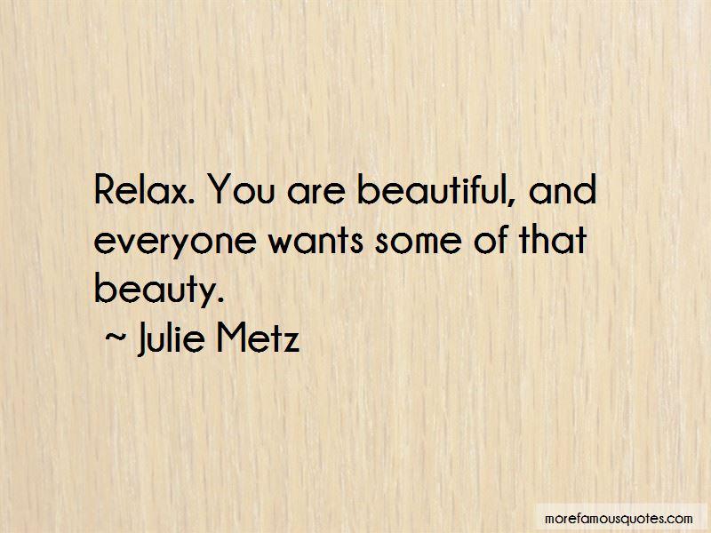 Julie Metz Quotes Pictures 4
