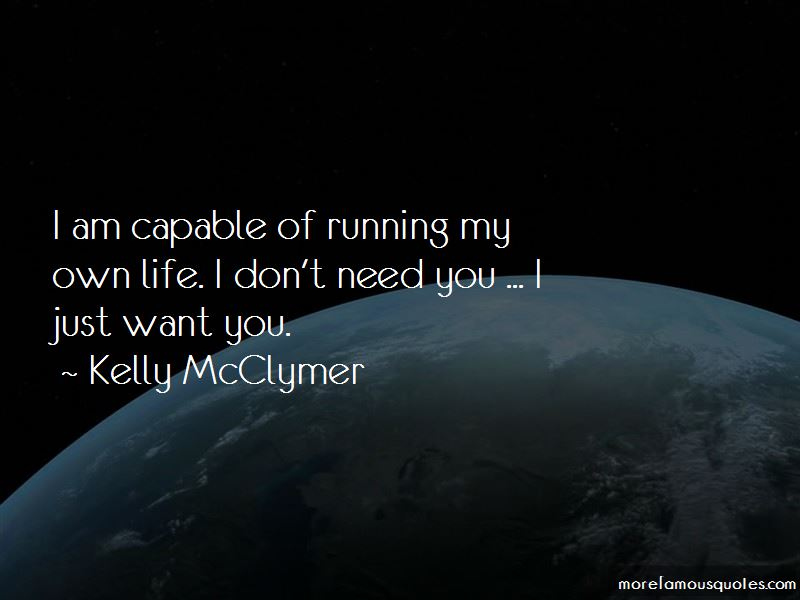 Kelly McClymer Quotes Pictures 3
