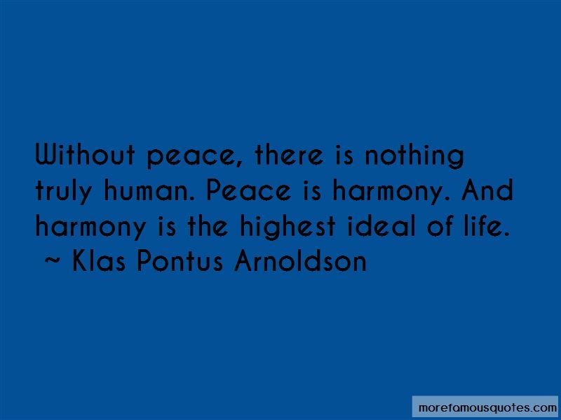 Klas Pontus Arnoldson Quotes Pictures 2