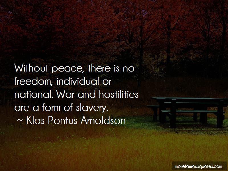 Klas Pontus Arnoldson Quotes Pictures 3