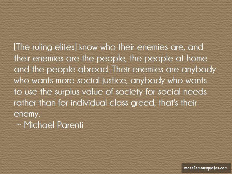 Michael Parenti Quotes Pictures 3