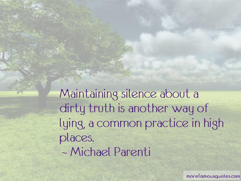 Michael Parenti Quotes Pictures 4