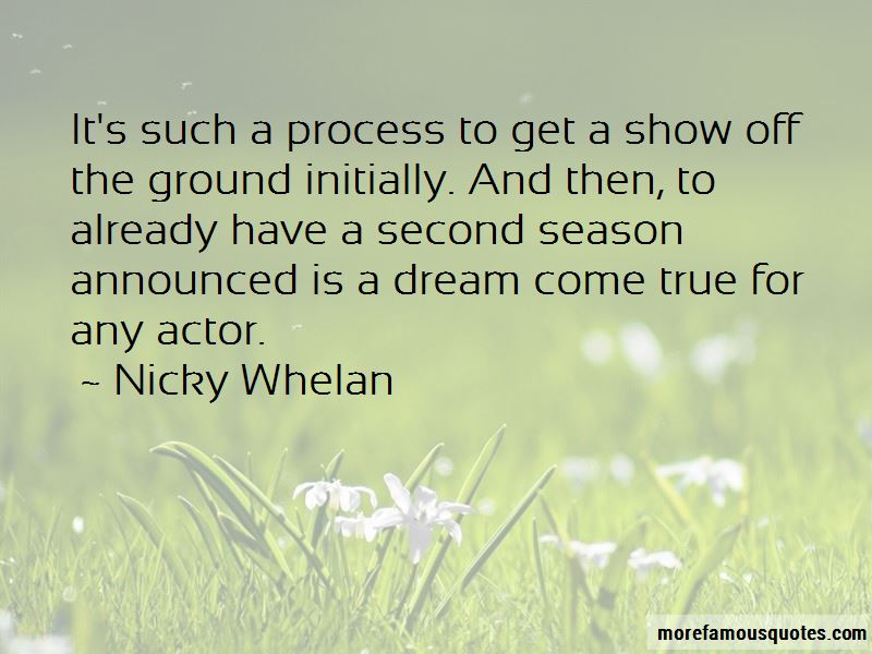 Nicky Whelan Quotes Pictures 2