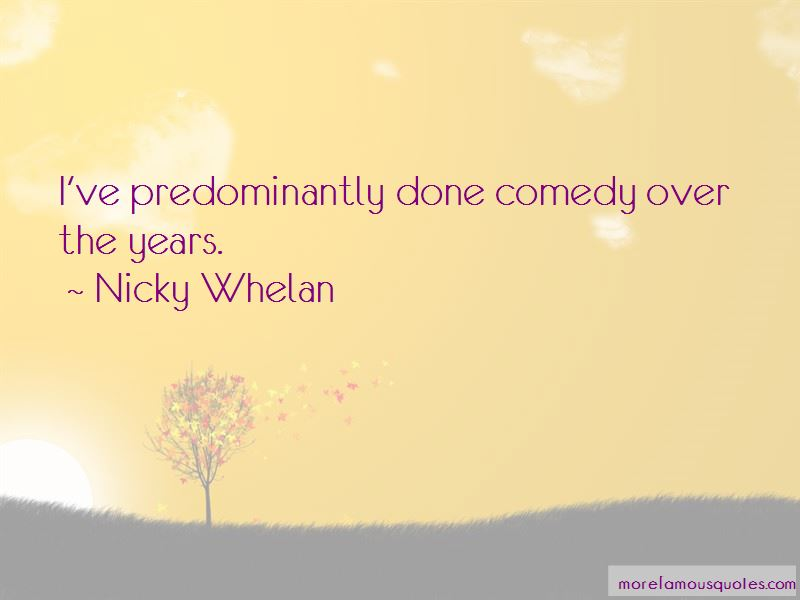 Nicky Whelan Quotes Pictures 3