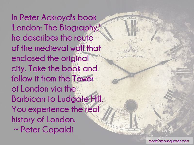 Peter Capaldi Quotes