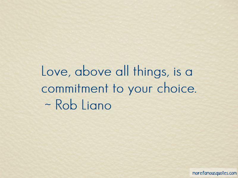Rob Liano Quotes