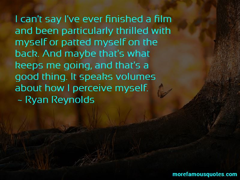 Ryan Reynolds Quotes