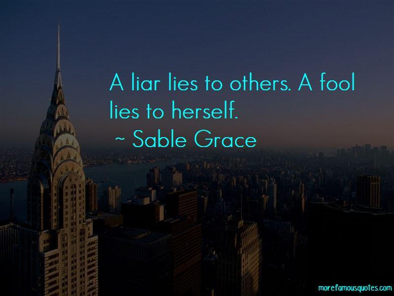 Sable Grace Quotes Pictures 3