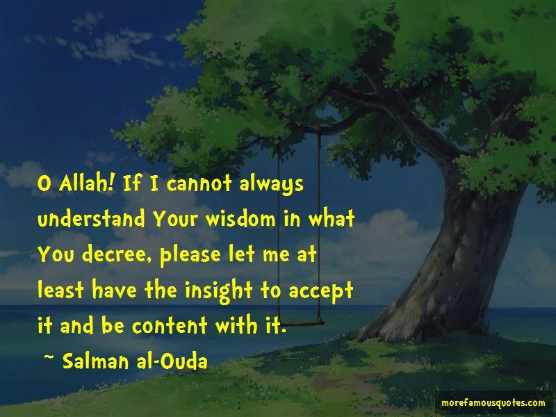 Salman Al-Ouda Quotes Pictures 2