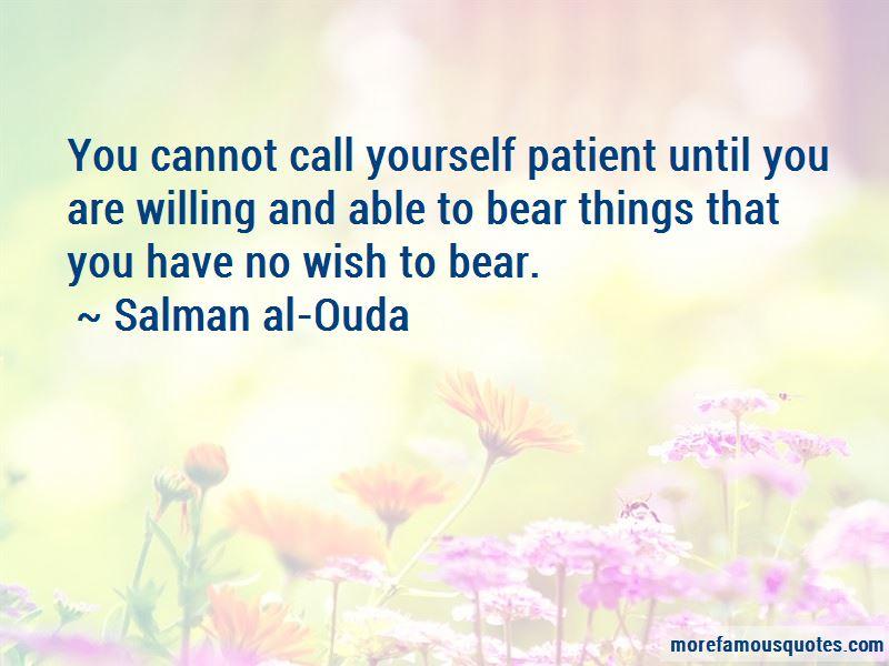 Salman Al-Ouda Quotes Pictures 4