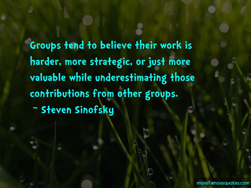 Steven Sinofsky Quotes