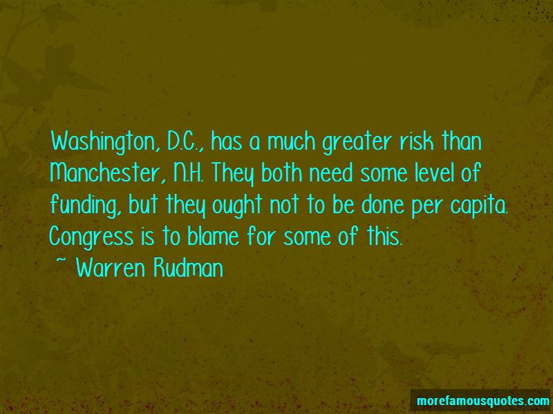 Warren Rudman Quotes Pictures 4