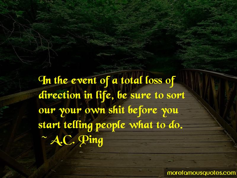 A.C. Ping Quotes Pictures 3