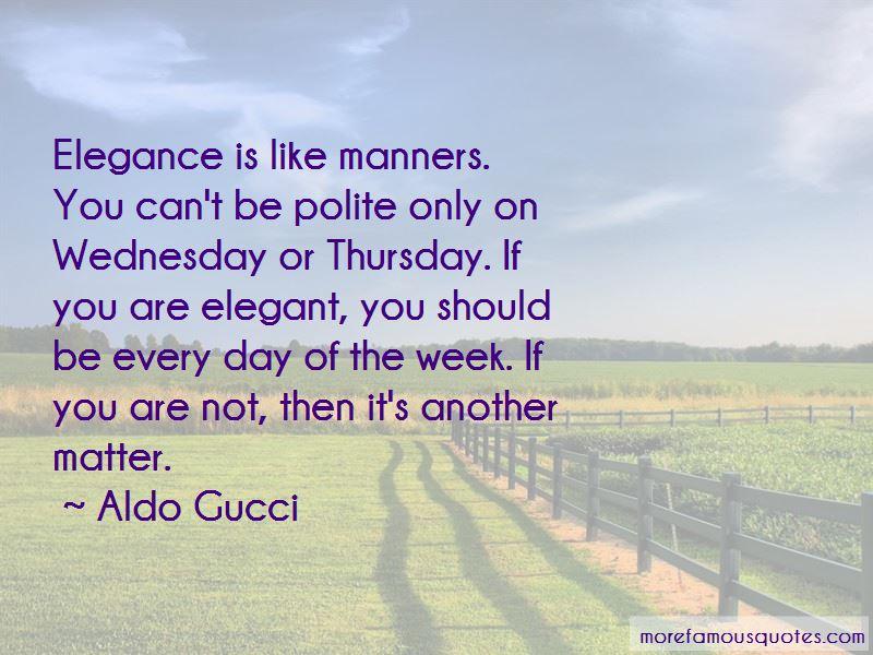Aldo Gucci Quotes Pictures 3