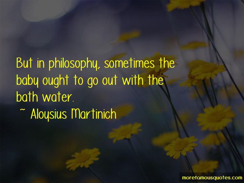 Aloysius Martinich Quotes