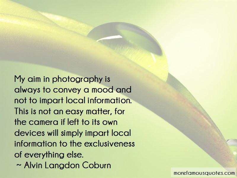 Alvin Langdon Coburn Quotes Pictures 4