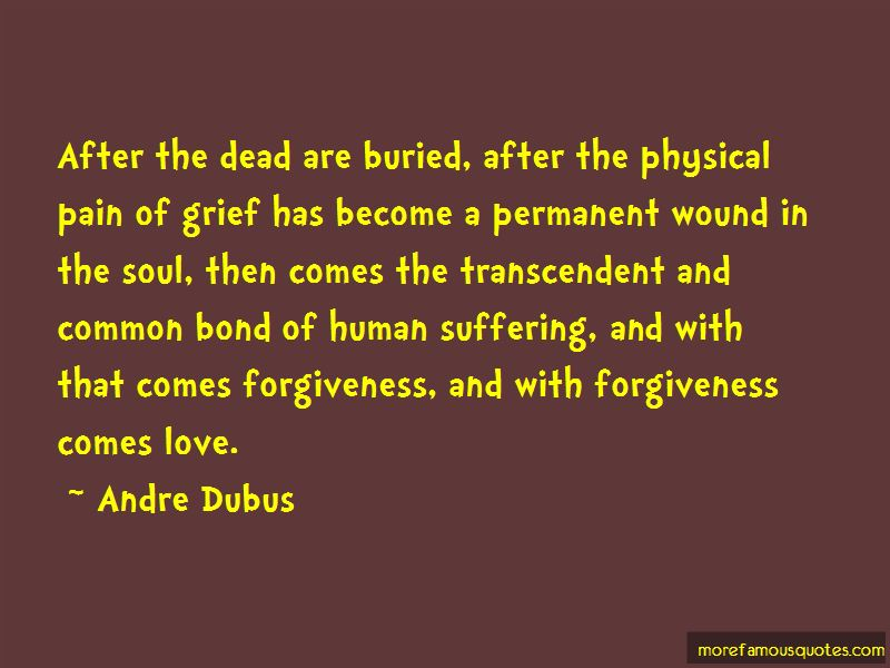 Andre Dubus Quotes