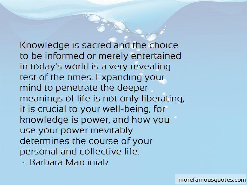 Barbara Marciniak Quotes Pictures 3