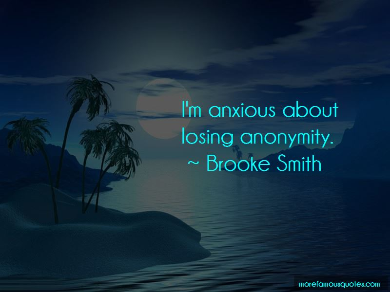 Brooke Smith Quotes Pictures 2