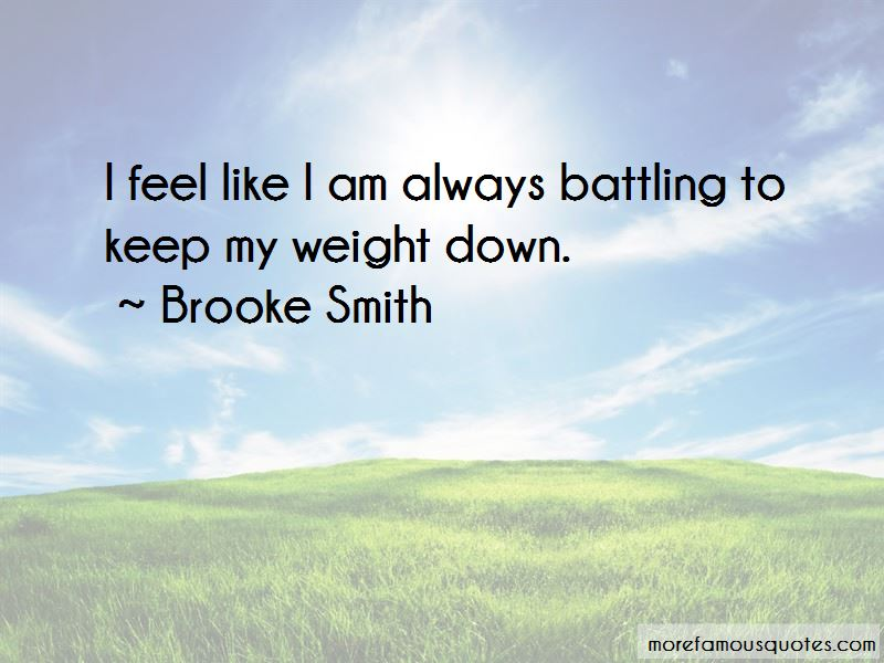 Brooke Smith Quotes Pictures 4
