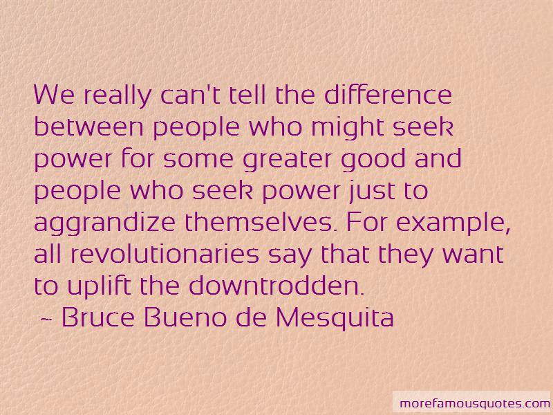 Bruce Bueno De Mesquita Quotes Pictures 2