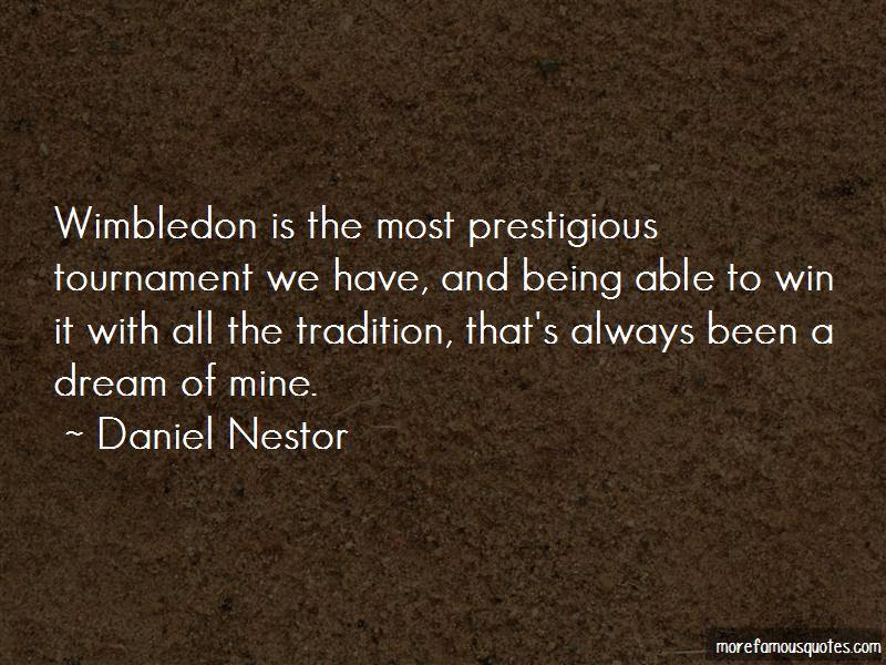 Daniel Nestor Quotes Pictures 4