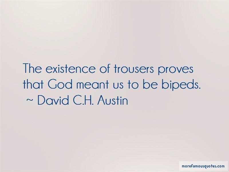 David C.H. Austin Quotes